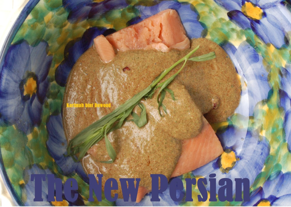 Persian Marinade by Karimah bint Dawoud